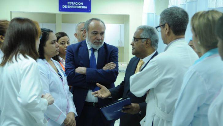 You are currently viewing Ministro de Salud dice mortalidad materna ha bajado en Maternidad La Altagracia