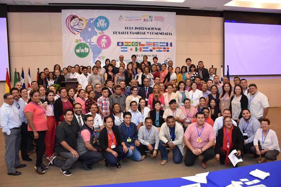 Read more about the article Participación del Dr. Angel F. Garabot en el Foro Internacional de Salud Familiar y comunitaria, en Managua, Nicaragua.