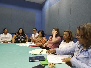 Read more about the article La USAID evalúa Unidad Mamá Canguro del Hospital San Vicente de Pául