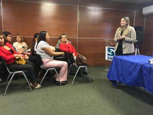 Read more about the article SRSN RECIBE CAPACITACIONES EN TRANSPARENCIA Y FORMULACIÓN PRESUPUESTARIA.