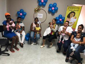 Read more about the article Asumen compromiso de fomentar Lactancia Materna