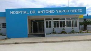 Hospital Yapor Heded realiza su primera cirugía reemplazo cadera