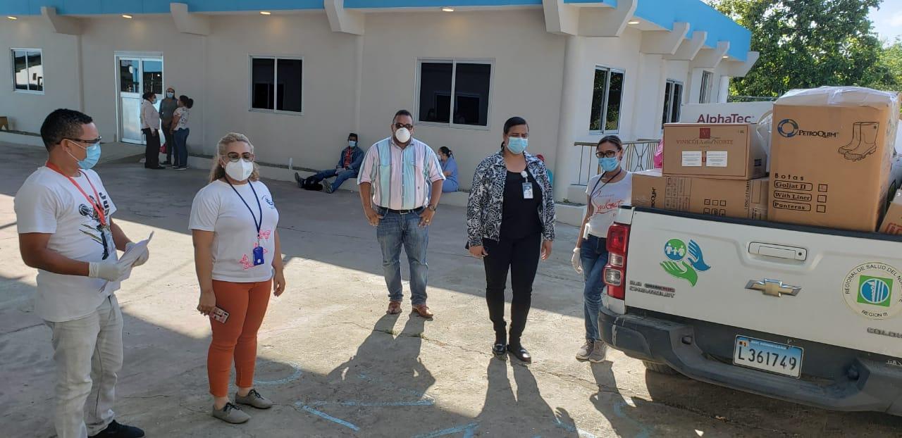 You are currently viewing Servicio Regional de Salud Nordeste informa Centro de Aislamiento y Cuidados Intensivo GÜIZA esta habilitado para funcionar.