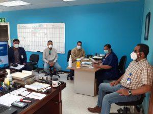 Directora del  Servicio Regional de Salud Nordeste Dra. Nury Vargas realizó  reunión de socialización y creación de estrategias comunicacionales con el departamento de Relaciones Publicas y comunicaciones.