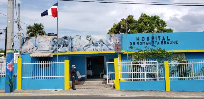 SRS Nordeste acondiciona hospital de Salcedo para atención a COVID-19