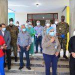 Hospital San Vicente de Paúl es sometido a desinfección profunda previo reanudar consultas