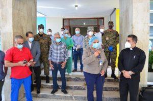Read more about the article Hospital San Vicente de Paúl es sometido a desinfección profunda previo reanudar consultas