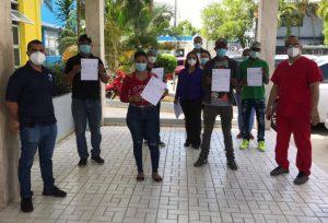 Read more about the article SNS nombra 53 colaboradores hospital San Vicente de Paúl