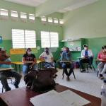 Centros de primer Nivel conforman comité comunitario Covid-19
