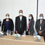 Toma de posesión del Nuevo Director de la Regional de Salud Nordeste