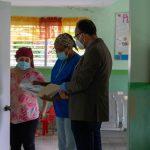 Director del SRSN supervisa centros de atención primaria: Buscará solución a problemas de estos