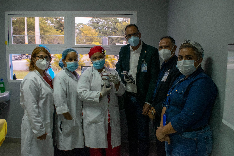 Centro Diagnostico de SFM realiza actividad para captar donaciones de sangre