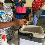 Más de 700 médicos y enfermeras se han vacunado contra el COVID-19 en SRS Nordeste