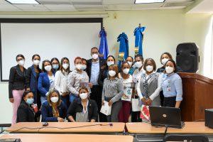 Read more about the article Director del SRSND felicita las secretarias en su día