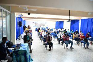 Read more about the article SRSND y OPTIC realizan taller sobre Atención Ciudadana 3.1.1
