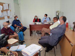 Read more about the article Socialización con Director del H. San Vicente de Paul