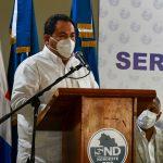 Titular del SNS socializa con directores y personal administrativo de los 22 hospitales de la región Nordeste